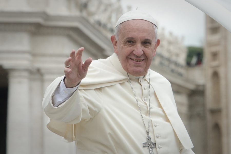 The+Pope+announced+that+all+priests+are+now+allowed+to+forgive+abortions.