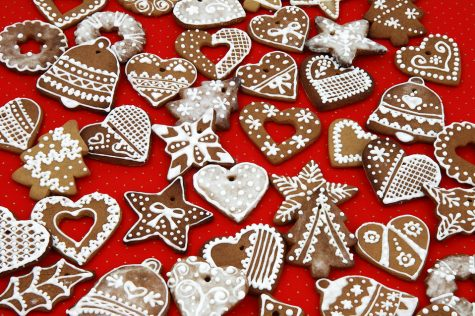 Gingerbread cookies are timeless classic.