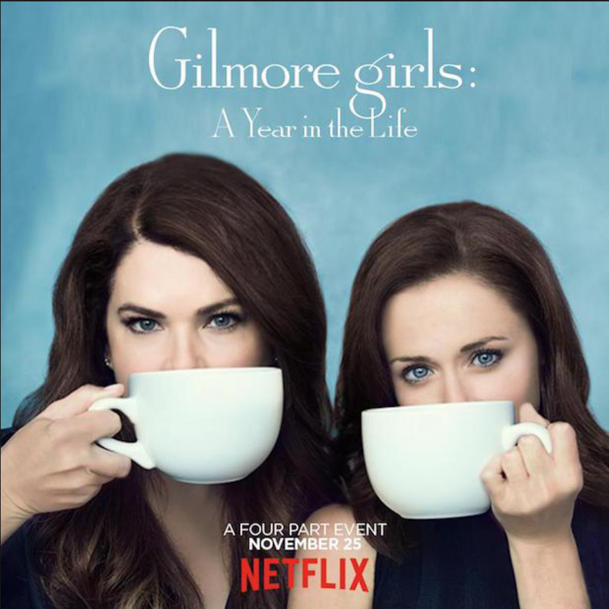 Netflix put on the eighth season of Gilmore Girls and gave fans their fix.