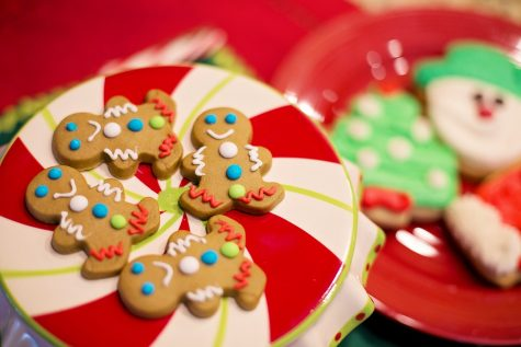 Just in time for the holidays, these cookies are sure to bring in the holiday cheer.