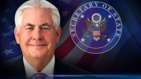 Rex Tillerson, Nuevo Secretario de Estado en la administración Trump.