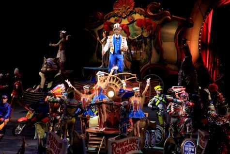 After over 100 years of tradition, the Ringling Brothers and Barnum & Bailey Circus comes to an end.