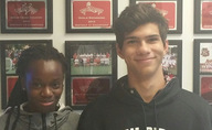 This week's athletes of the week are Desnee Johnson and Noah Pla for their success in basketball and wrestling.