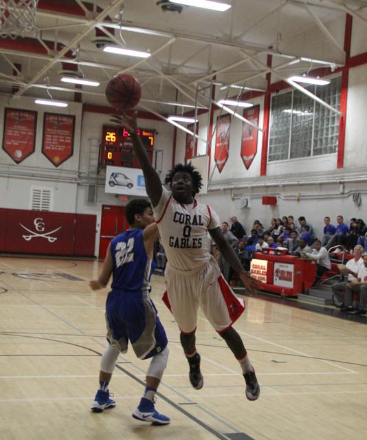 Cavaliers defeat Braddock 63-43