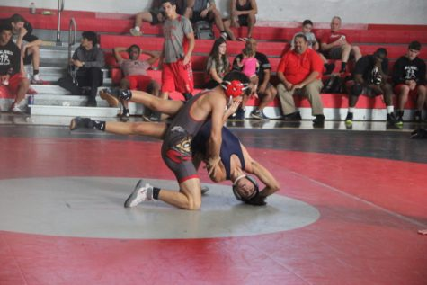 Gables' Wrestling Takes Down Ransom Duels