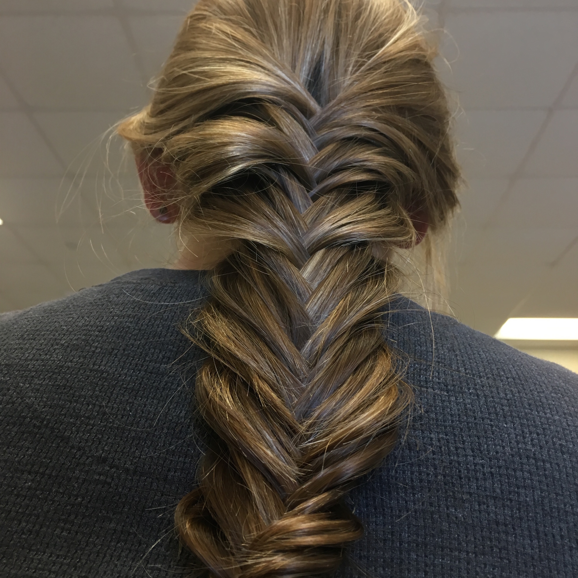 Try one of these braids next time you're having a bad hair day!