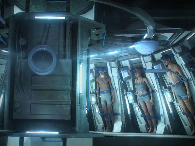 Así sera como las personas podrán viajar al espacio en el futuro.