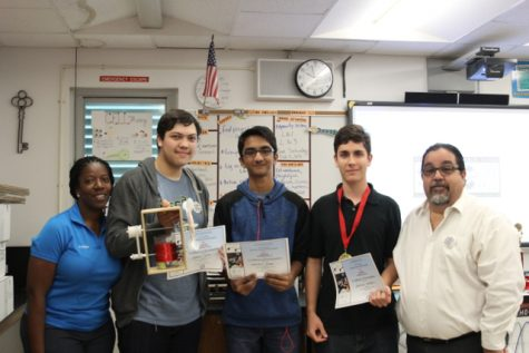 SECME Students Receive Awards