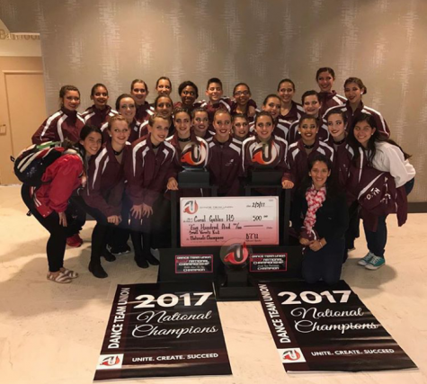 Gablettes Bring Home National Titles 2017
