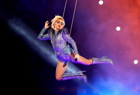 Lady Gaga Rocks the Super Bowl Halftime Show