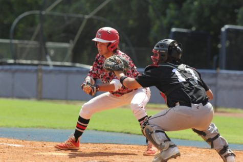 Cavaliers Score a Home Run Against Westland Hialeah Wildcats