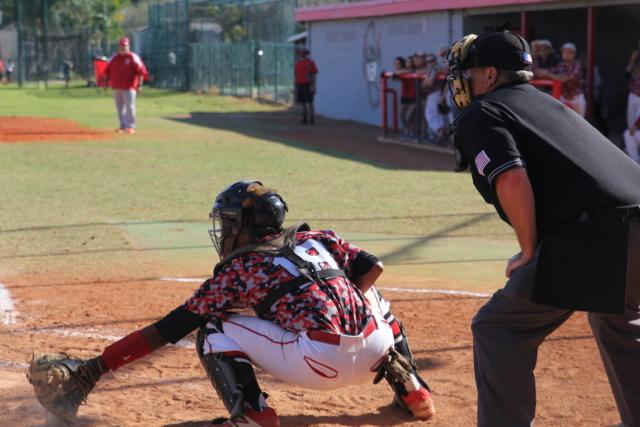 Gables Baseball vs Miami Beach