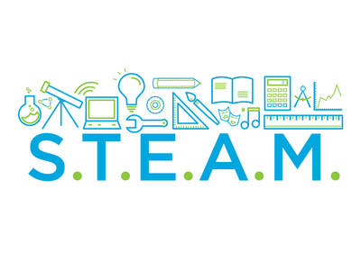 Art and design has been added to the acronym STEM.