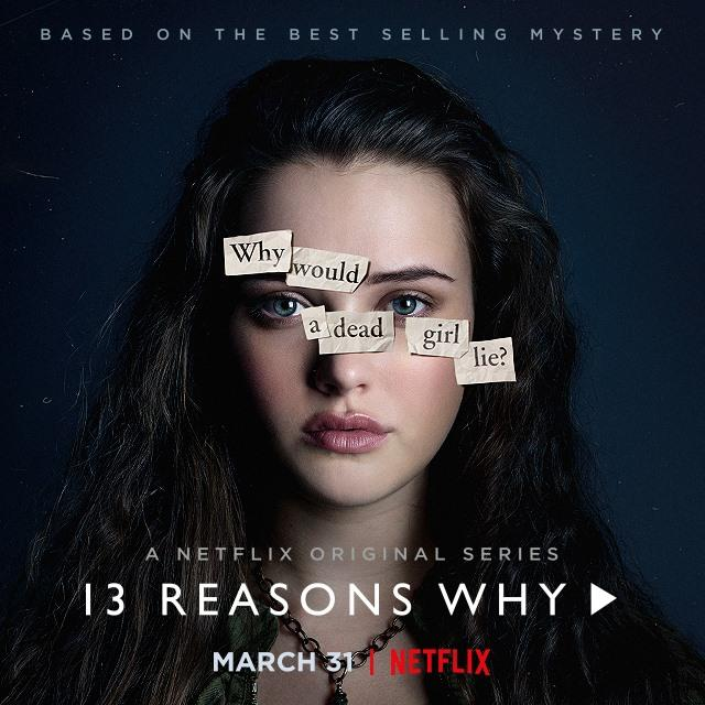 The show focuses on the 13 reasons why protagonist Hannah Baker decided to end her life.