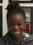 This week's athlete of the week is Desnee Johnson for all her success in flag football.