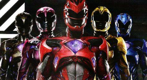 Los Power Rangers estan de vuelta!