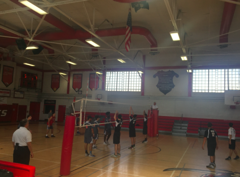 Boys Volleyball Preseason