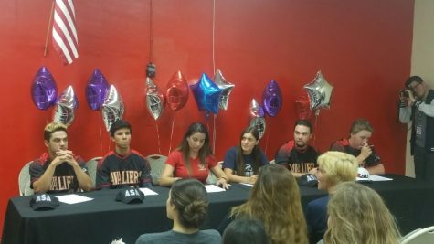 A Signature Towards the Future: Six More Cavaliers Sign Letters of Intent