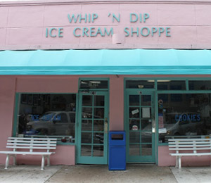 Ben & Jerry's vs. Whip n' Dip