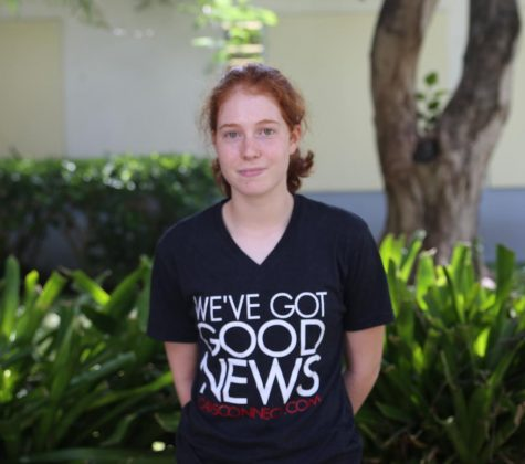 Carolina Alvarez, Copy Editor