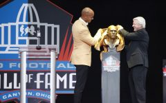 Jason Taylor Inducted Into Hall of Fame