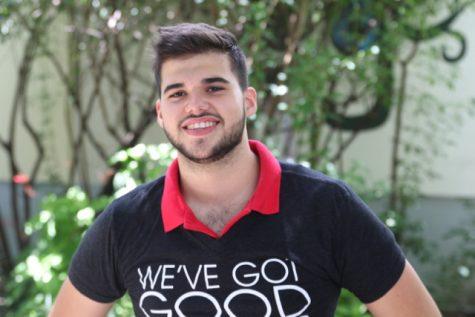 Orestes Garcia, Staff Writer