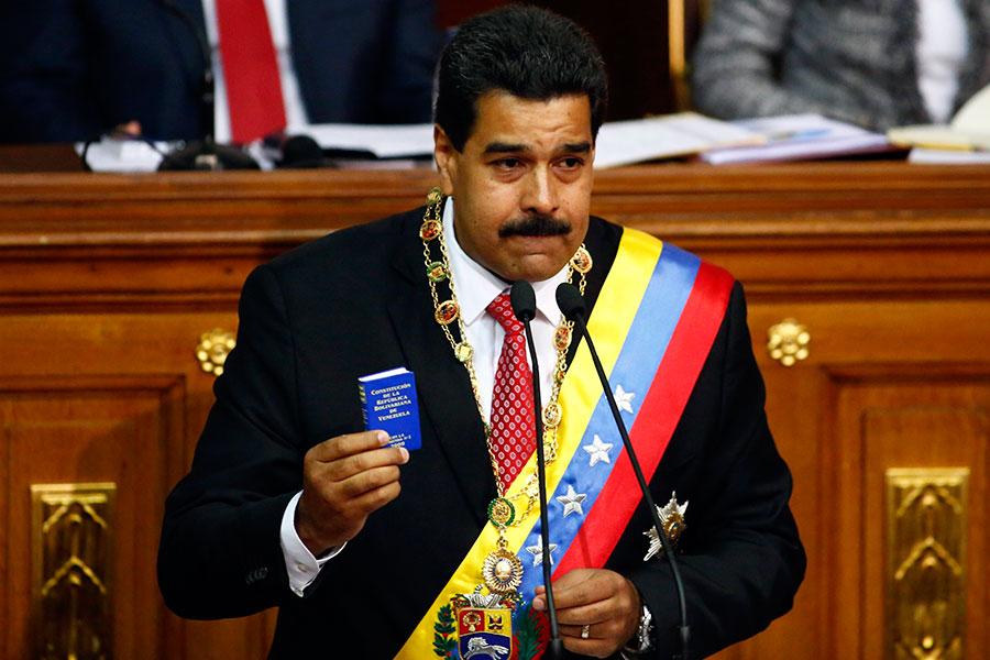 President+Nicolas+Maduro