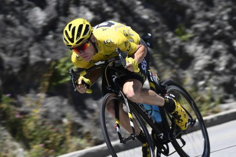 The Sky is the Limit: Chris Froome Wins Fourth Tour de France Title