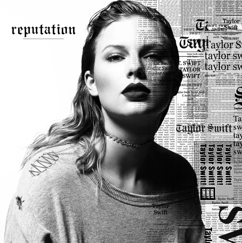 Taylor Swifts new album Reputation out November 10th