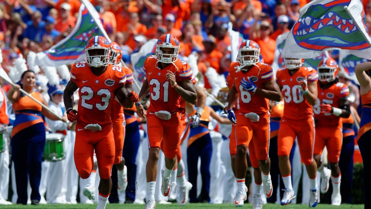 Florida+Gators+Tackle+New+Season