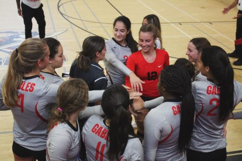 Gables Volleyball Takes a Loss against Lourdes