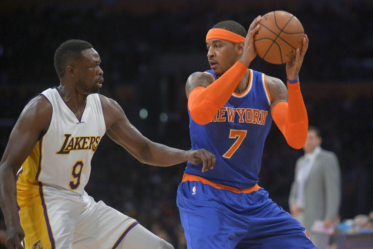 A Thunderous Trade Brings Carmelo Anthony to OKC