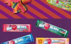 Favorite Air Head Flavors