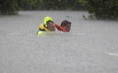 Hurricane Harvey Horrendously Hits Texas