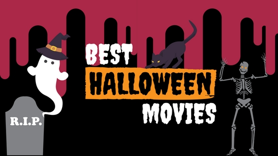 Your go to list for the best Halloween films. From cute throwbacks to scary nightmares. Enjoy!