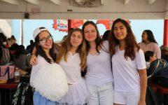 Students With School Spirit