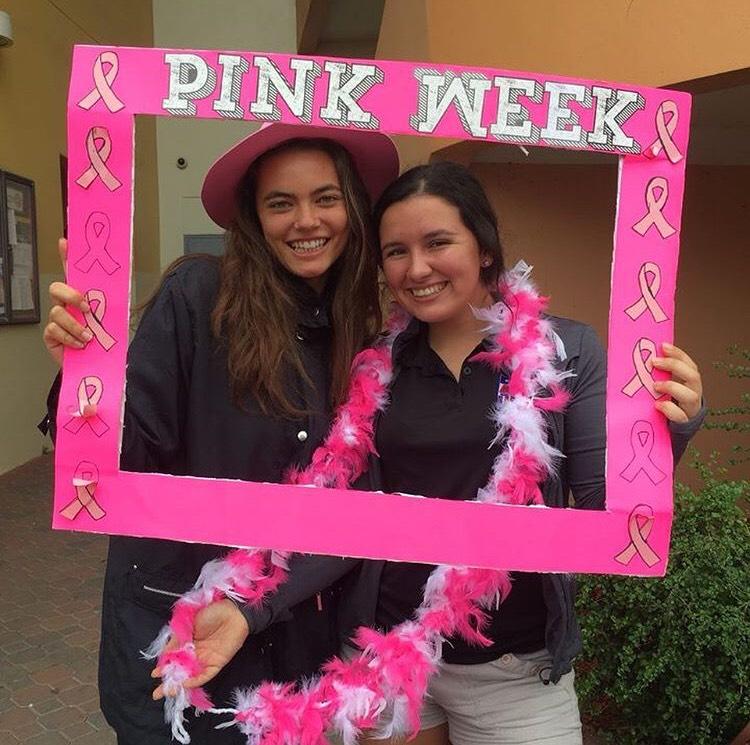 Interact Pink Week