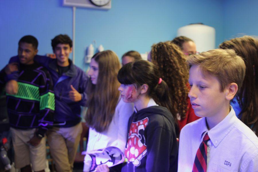 CGPA Middle School Tour