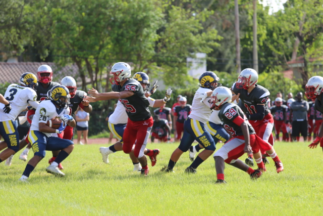 Gables Takes Victory Against Coral Park