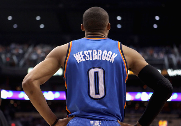 Russell Westbrook: Basketball Contract with a Story