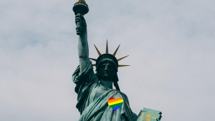 The LGTBQ+ community continues to strive for equality as the United States makes a decision that sets the progress they have made back.