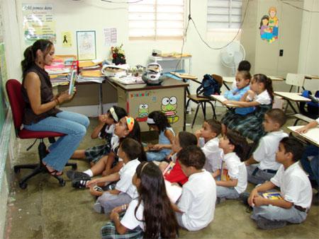 Educación ante todo en Puerto Rico