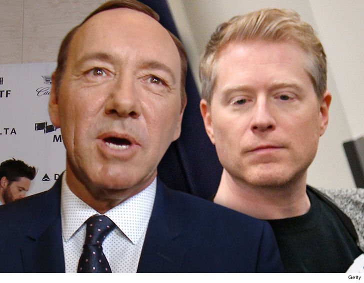 Kevin Spacey: Víctima o Culpable