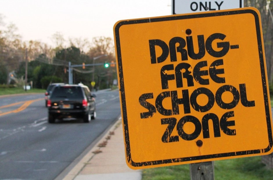As the number of students using illicit substances rises, schools are trying to find solutions to keep their students drug-free.