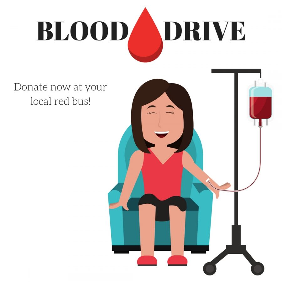 OneBlood organization helping save lives, one blood bag at a time!