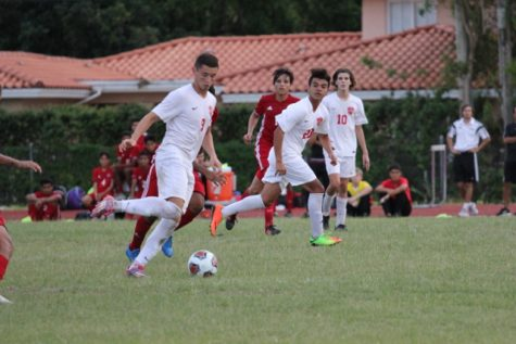 New Season, New Goals: Gables Soccer