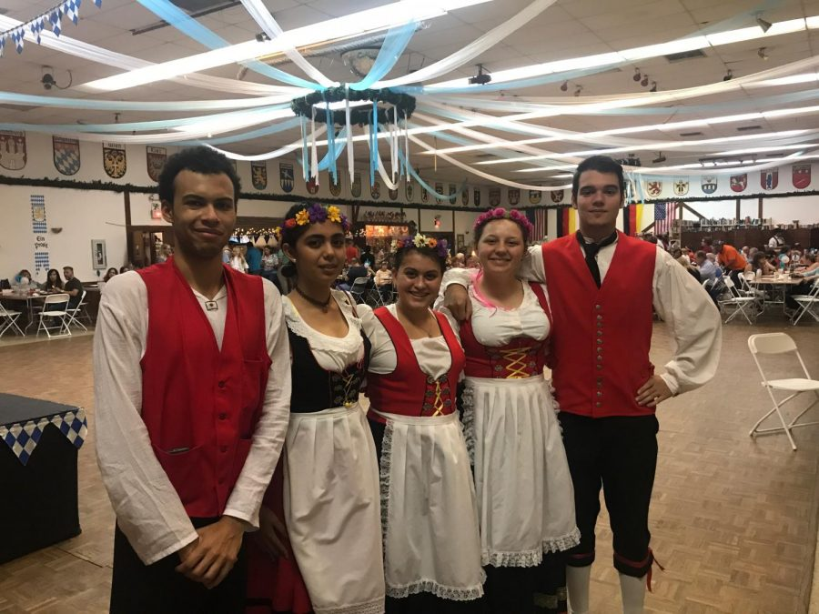 Bavarian traditions are honored with Oktoberfest.