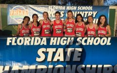 XC Takes on State Championships 2017