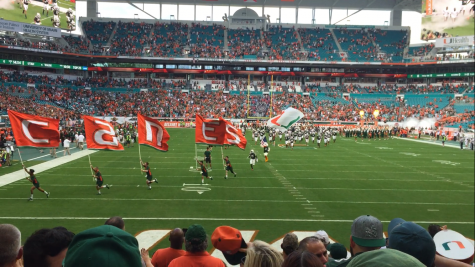 The Mighty Hurricanes Blow Away Notre Dame