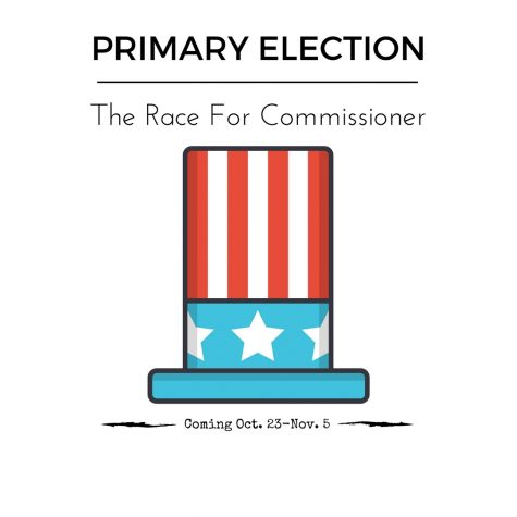 Primary Elections: The Race for Commissioner